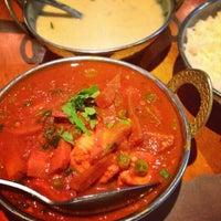 Photo taken at Bhojan Vegetarian Restaurant by Lisa A. on 7/16/2013