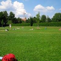 7/27/2014에 Tolga G.님이 Freibad Bayern 07에서 찍은 사진