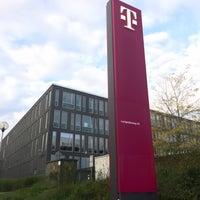 Das Foto wurde bei Deutsche Telekom Campus von Evgeny I. am 9/18/2017 aufgenommen