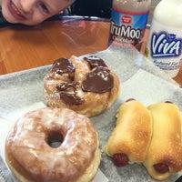 Photo taken at Donut Haus by Jonathan J. on 2/14/2015
