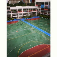 Photo taken at Xin Min Secondary School by Little Miss Nut on 12/19/2012