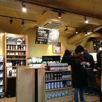 Photo taken at Starbucks by Isidoro P. on 3/30/2013