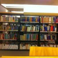 Photo taken at San Francisco Public Library by Rostyslav I. on 12/1/2012