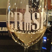 Photo taken at Crisp Wine-Beer-Eatery by Crystal H. on 4/5/2013