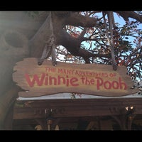 Photo taken at The Many Adventures of Winnie the Pooh by Crystal H. on 1/14/2013