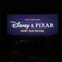 Photo taken at Disney & Pixar Short Film Festival (Magic Eye Theater) by Aaron A. on 9/17/2017