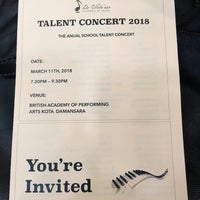 Photo taken at The Music Professionals (Academy of Performing Arts) by Michelle O. on 3/11/2018