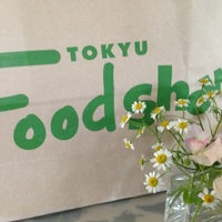 Photo taken at Tokyu Food Show by Yuskie M. on 1/10/2013
