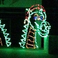 Photo taken at Glittering Lights by Jessica V. on 12/9/2014