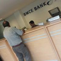 Photo taken at BMCE BANK Centre d'Affaire Fes by Badr on 5/7/2014