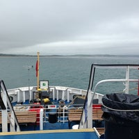 Photo taken at Scillonian III (Penzance -> St Mary's) by Fabian K. on 7/2/2013