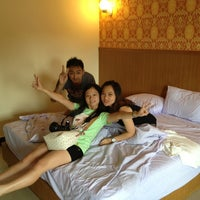 Photo taken at sweet hotel by Yen Lin Y. on 7/28/2013