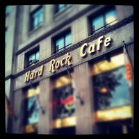 Foto tomada en Hard Rock Cafe Barcelona por Mattia Z. el 10/30/2012