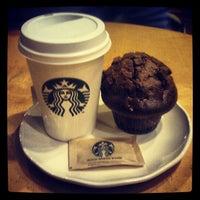 Photo taken at Starbucks Coffee by Mattia Z. on 10/31/2012