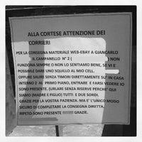 Photo taken at zanchetta forlì by Mattia Z. on 4/18/2013