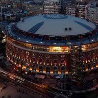 Photo taken at Arenas de Barcelona by Oh-Barcelona.com on 10/25/2012