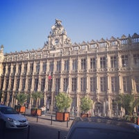 Photo taken at Place d'Armes by Gontran P. on 11/1/2014