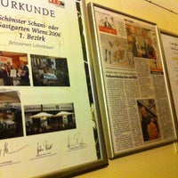 Photo taken at Vollwertrestaurant Lebenbauer by Stefanie W. on 3/18/2013
