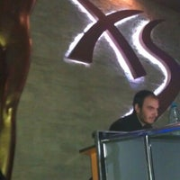 Photo taken at Xs club by Damira K. on 12/9/2012