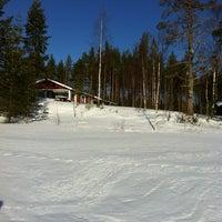Photo taken at Oulujärvi by Tuula K. on 4/12/2013