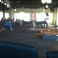 Photo taken at LIFE Vineyard Church by Wes H. on 9/16/2012