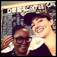 Photo taken at Dee's Coffee by Jeni L. on 11/10/2013