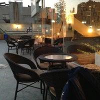 Photo taken at Wispo Café by Farzad on 10/30/2013