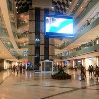 Photo taken at Ambience Mall by Rajat K. on 10/13/2012