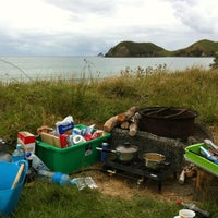 Photo taken at Port Jackson Doc Campsite by Scoot on 11/12/2012