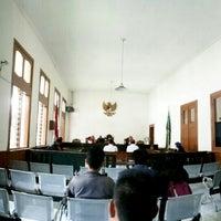 Photo taken at Pengadilan Negeri Bandung by Yudi S. on 12/7/2015