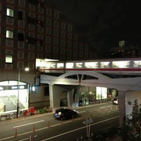 Photo taken at Korakuen Station by T on 6/28/2013