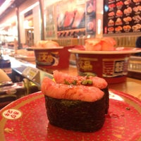 Photo taken at はま寿司 小田原酒匂店 by T on 12/30/2013