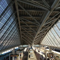 Photo taken at Odawara Station by T on 1/1/2013