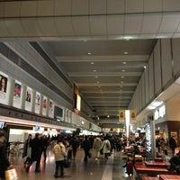 Photo taken at HND Terminal 1 by T on 2/8/2013