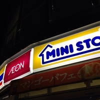 Photo taken at Ministop by T on 4/24/2014