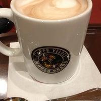 Photo taken at Caffé Veloce by T on 12/9/2012
