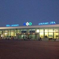Photo taken at Терминал 1 by Stefan V. on 7/7/2013