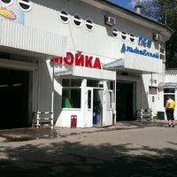 Photo taken at Шиномонтаж и Мойка by Ola P. on 6/12/2013
