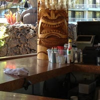 Photo taken at Tiki Bar by Eric D. on 7/16/2013