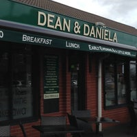 Photo taken at Dean & Daniela by Alex L. on 4/18/2013