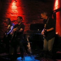 Photo taken at Rockwood Music Hall by Mauricio A M. on 7/19/2013