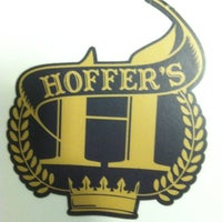 Photo taken at Hoffer's Cigar Bar by Olivia on 4/12/2013