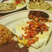 Photo taken at El Rinconcito Cafe II by DC Dining Adventures on 4/20/2016