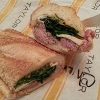 Photo taken at Taylor Gourmet by DC Dining Adventures on 3/23/2014