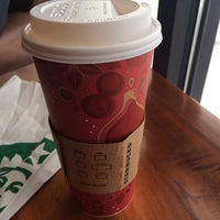 Photo taken at Starbucks by Tracy M. on 1/2/2014