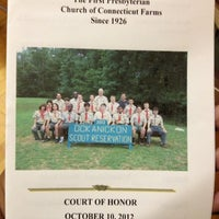 Photo taken at Connecticut  Farms Presbyterian Church by Courtney♎️ on 10/10/2012