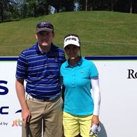 Photo taken at Airbus LPGA Classic by George B. on 5/21/2014