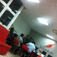 Photo taken at Sri Lankan Airlines by ViSh on 12/5/2012