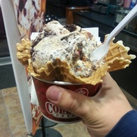 Photo taken at Cold Stone Creamery by Chris D. on 11/10/2013
