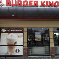 Photo taken at Burger King by Elena D. on 2/19/2013